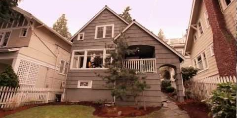 Cinematic Property Video from Michael Ackerman. 1525 Madrona Dr Seattle WA.