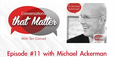Raising The Bar with Michael Ackerman, CTM Episode #11