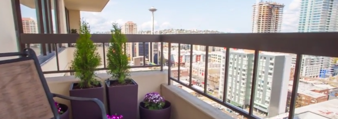 Cinematic Property Video of 2201 3rd Ave #1806 from Michael Ackerman
