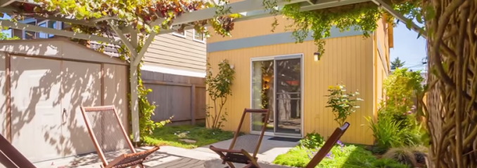 Cinematic Property Video for 6739 14th Ave NW.
