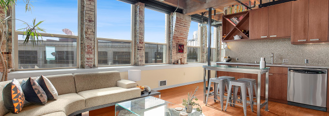 Cinematic Property Video of 1408 12th Ave #212 in Trace Lofts